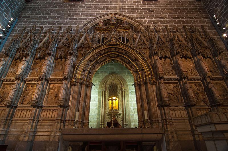cattedrale valencia santo graal