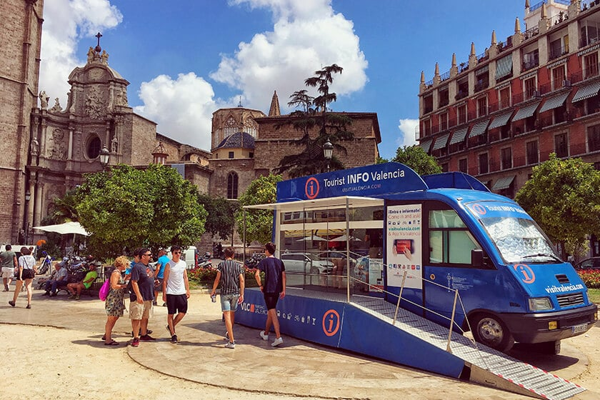 Valencia tourist card costo ritiro conviene