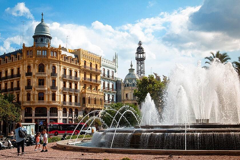 Ayuntamiento di Valencia