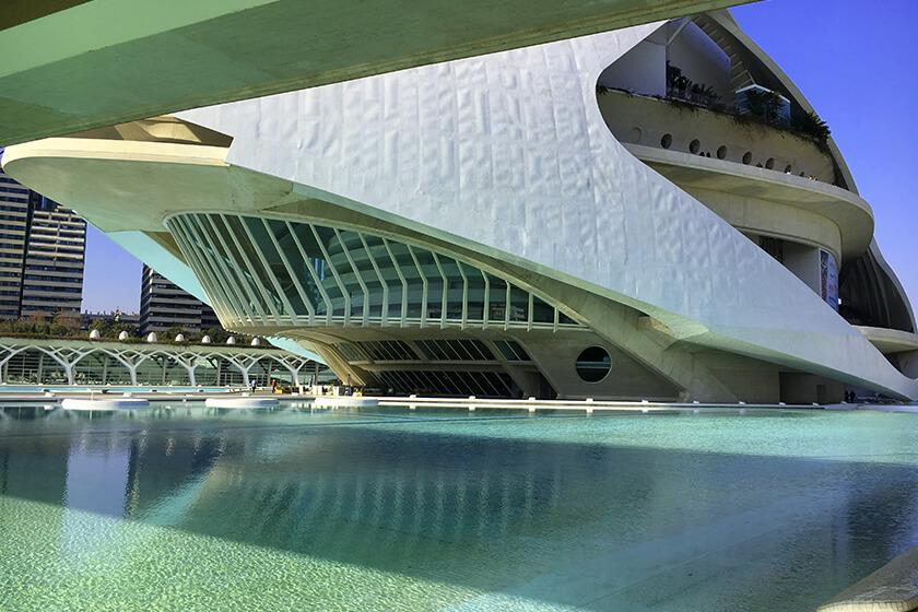 Tre giorni a Valencia