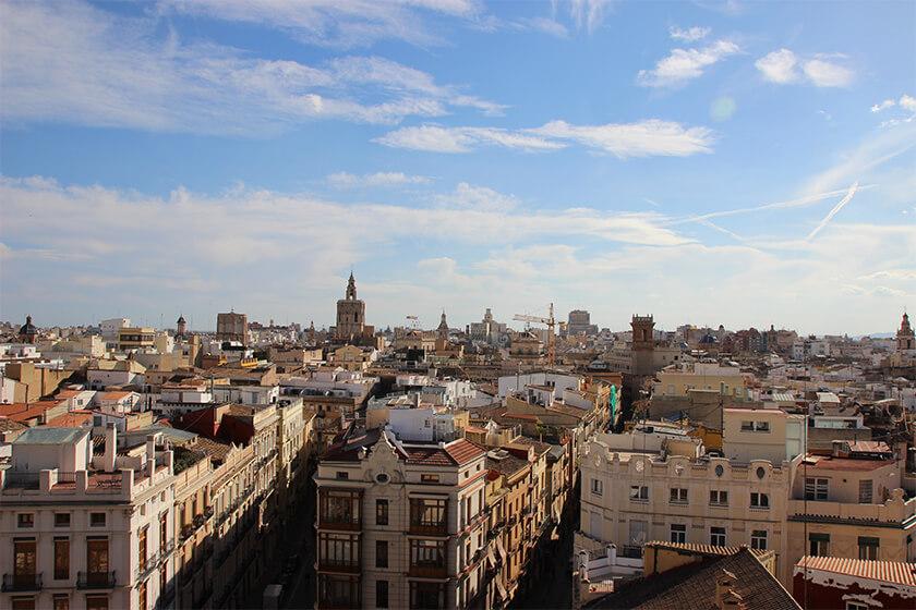 Torres de Serrans Valencia