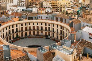 Plaza redonda di Valencia