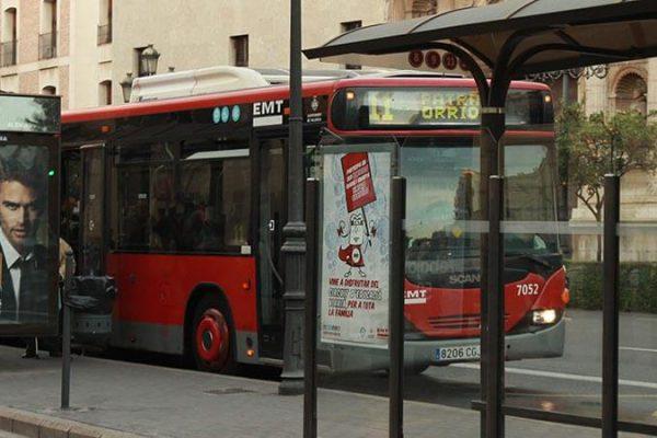 Emt Valencia autobus
