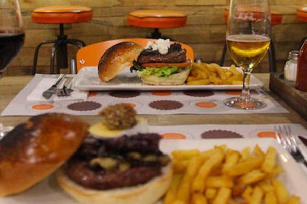 Hamburger a Valencia