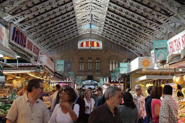 Mercato Centrale Valencia