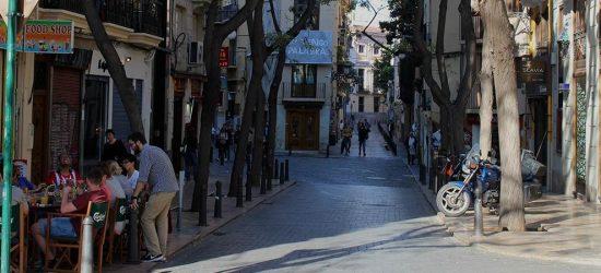 Quartieri di Valencia