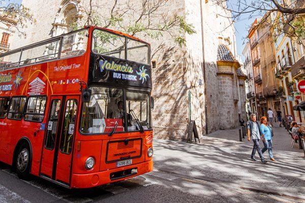 Bus turistico Valencia