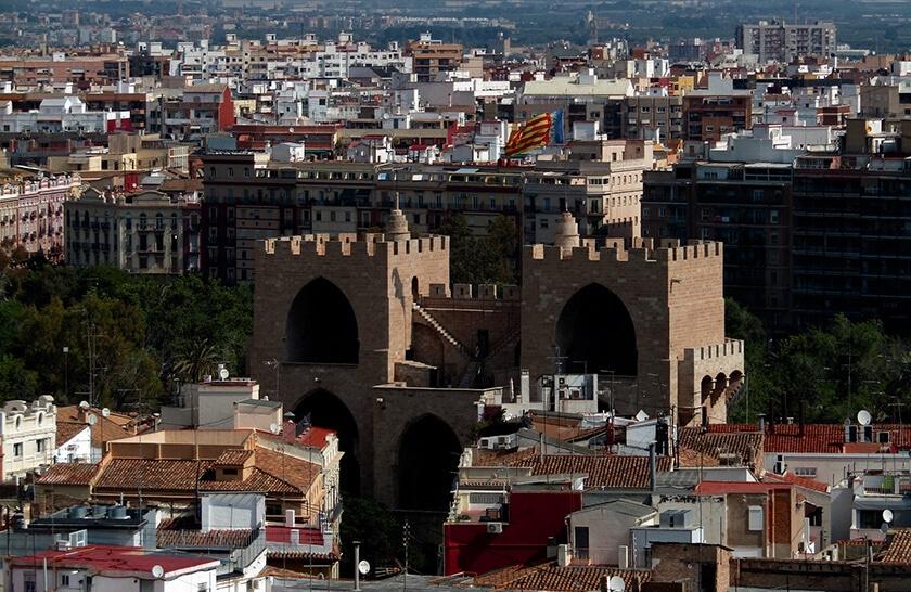 Valencia cosa vedere in 5 giorni