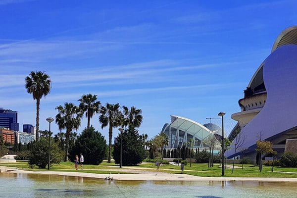 Palau de les Arts Reina Sofia Valencia